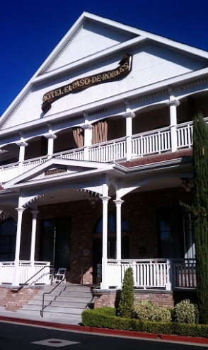 Historic Hotel of America, Ballroom, Paso Robles Inn